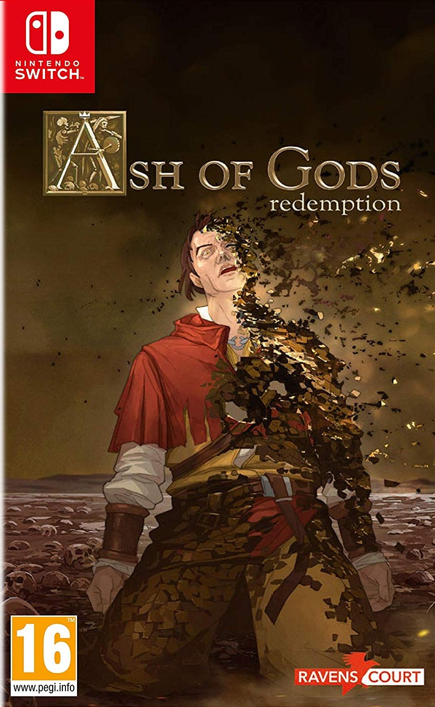 Ash of Gods: Redemption (SWITCH)