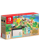Konzole Nintendo Switch + Animal Crossing: New Horizons - Special Edition (SWITCH)