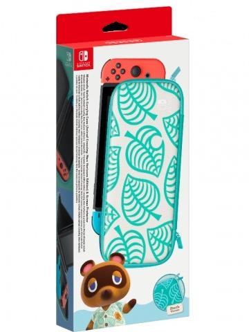 Ochranné pouzdro látkové pro Nintendo Switch - Animal Crossing: New Horizons (SWITCH)