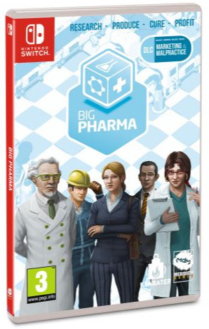 Big Pharma Special Edition (SWITCH)