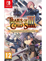 The Legend of Heroes:Trails of Cold Steel III - Extracurricular Edition(SWITCH) (SWITCH)