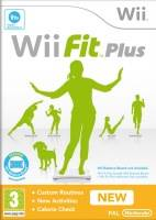 Wii Fit Plus Software (WII)