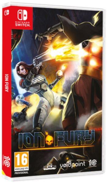 Ion Fury (SWITCH)