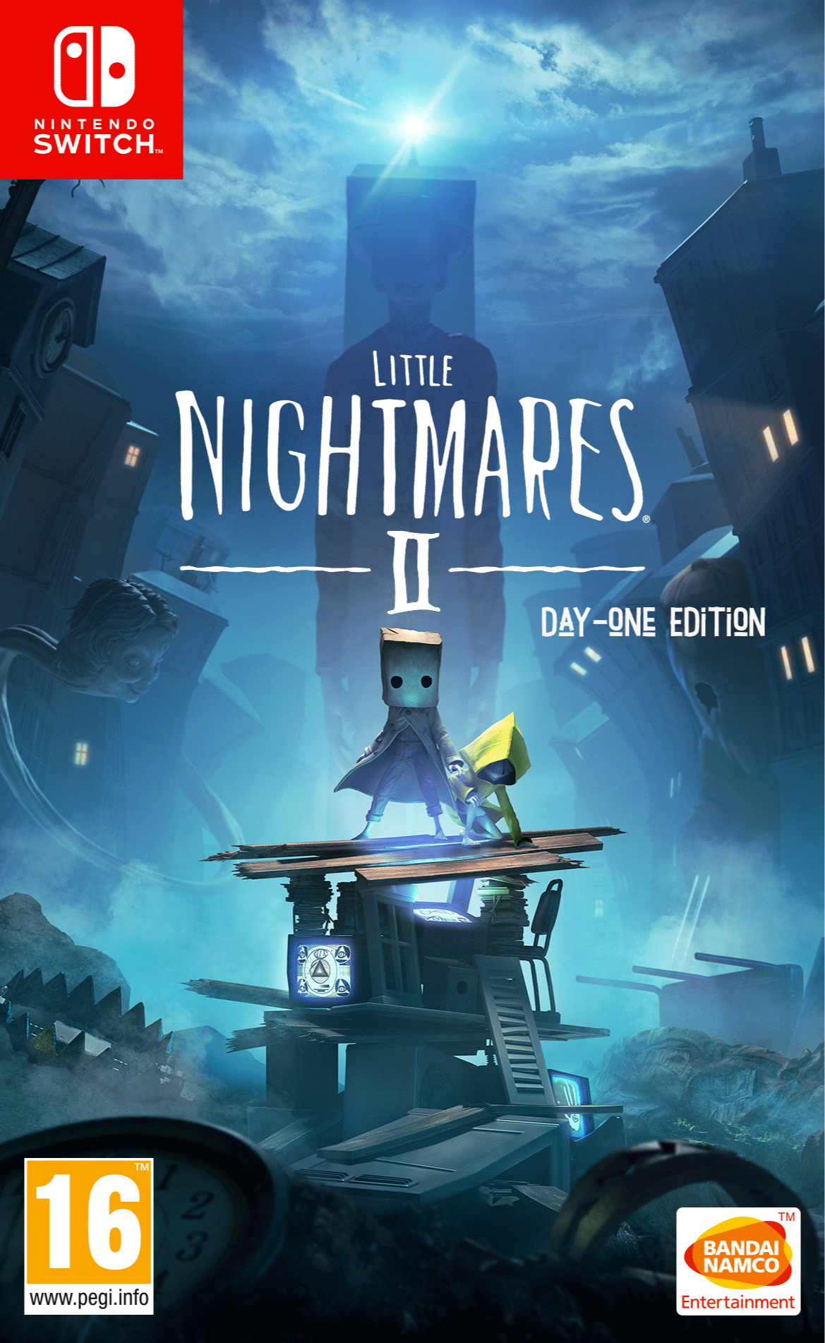 Little Nightmares II - Day One Edition (SWITCH)