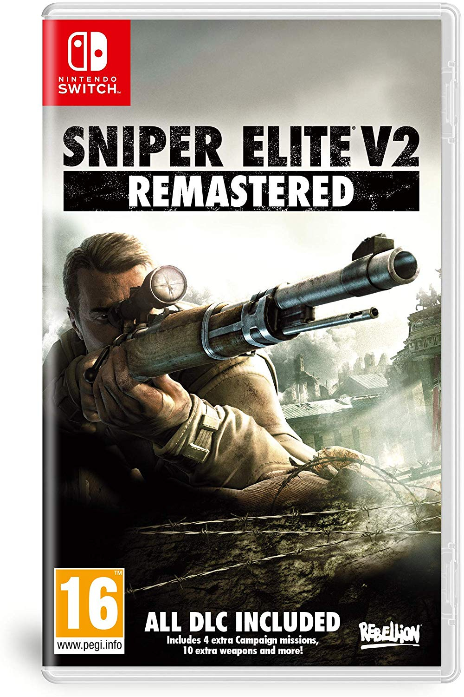 Sniper Elite V2 Remastered BAZAR (SWITCH)