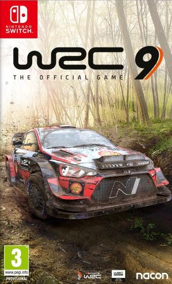 WRC 9 (SWITCH)