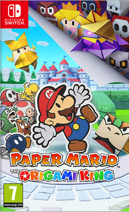 Paper Mario: The Origami King BAZAR (SWITCH)