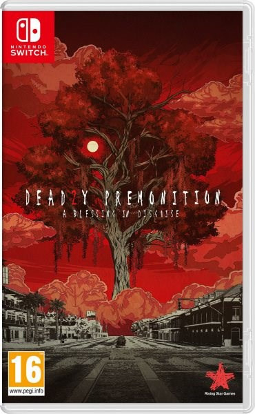 Deadly Premonition 2: A Blessing in Disguise BAZAR (SWITCH)