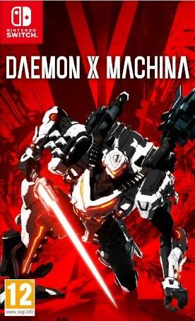 DAEMON X MACHINA BAZAR (SWITCH)