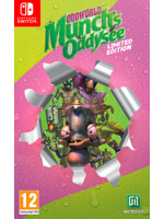 Oddworld: Munchs Oddysee - Limited Edition (SWITCH)