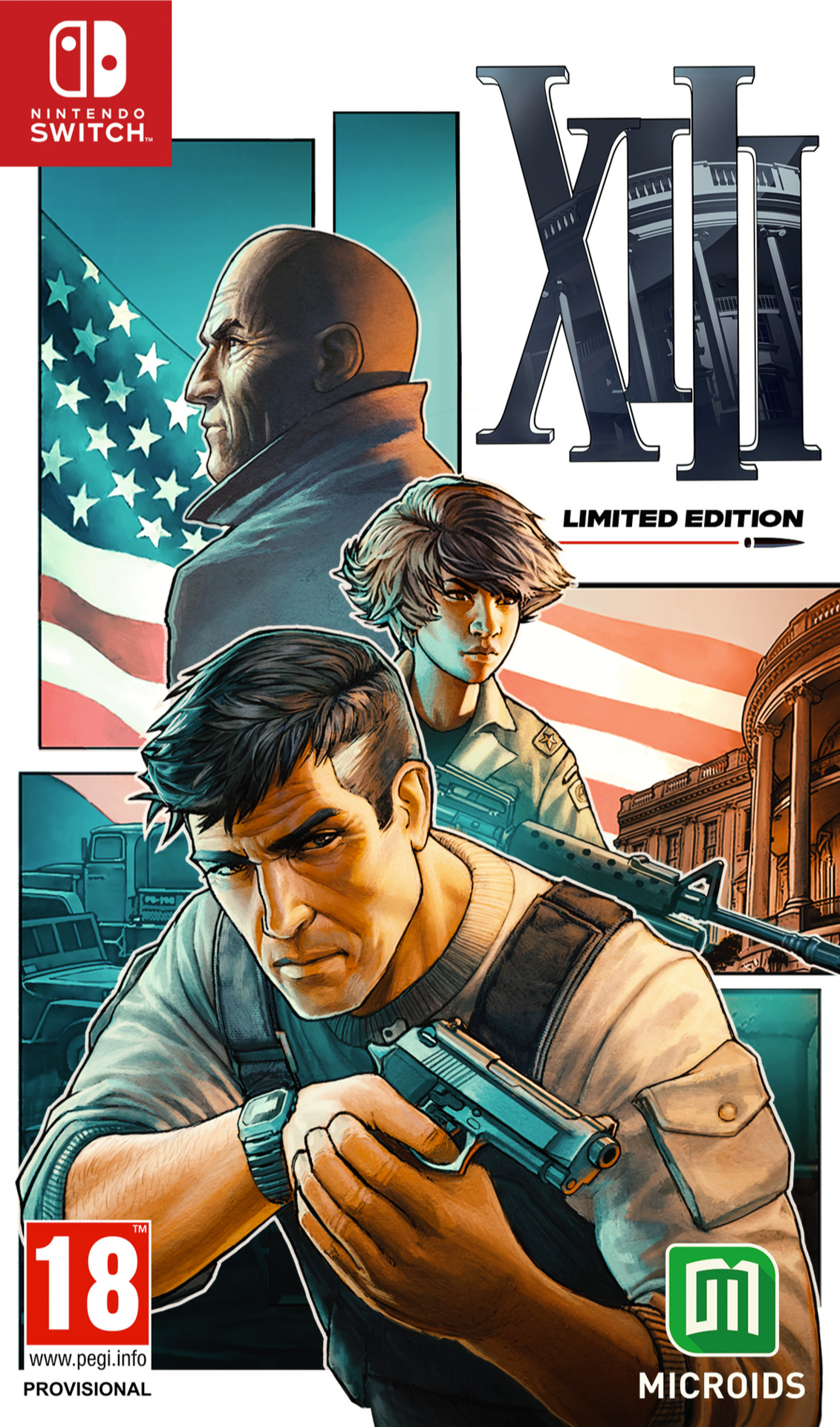 XIII - Limited Edition (SWITCH)