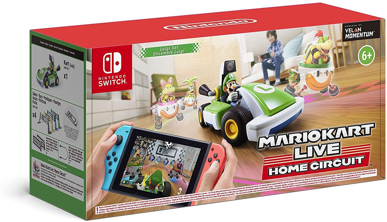 Mario Kart Live: Home Circuit - Luigi (SWITCH)