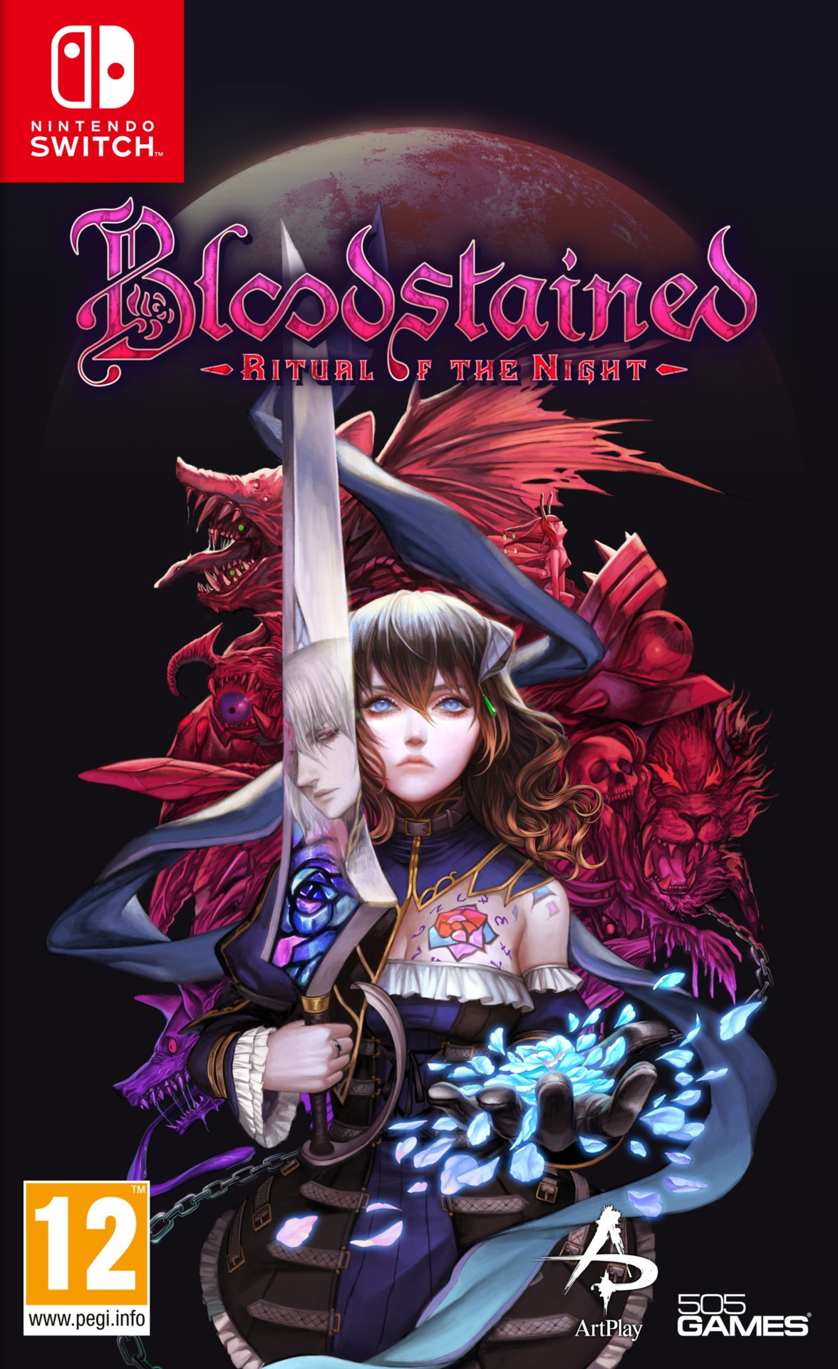 Bloodstained: Ritual of the Night BAZAR (SWITCH)