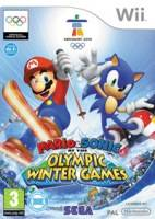 Mario and Sonic at the Olympic Winter Game (WII)