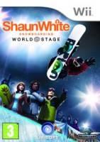 Shaun White Snow World Stage (WII)