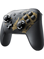 Ovladač Nintendo Switch Pro Controller - Monster Hunter Rise Edition (SWITCH)