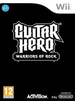 Guitar Hero: Warriors of Rock + kytara (WII)