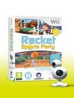 Racket Sports Party +motion kamera (WII)