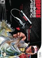 Rapala Pro Bass Fishing + prut (WII)