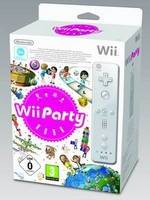 Remote Controller White + Wii Party (WII)