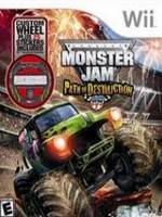 Monster Jam: Path of Destruction Bundle (WII)