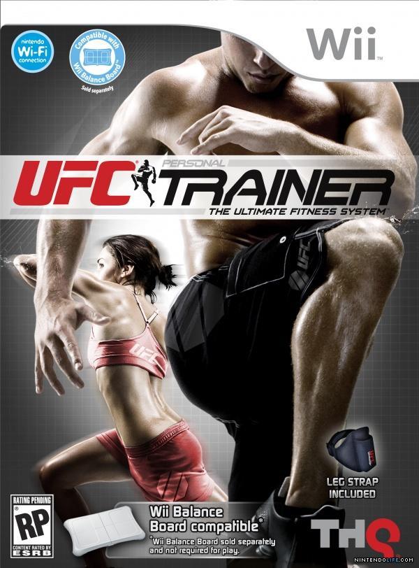 UFC Trainer (WII)