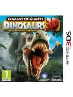 Combat of Giants Dinosaurs 3DS (WII)