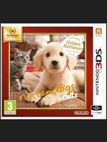 Nintendogs + Cats - Golden Retriever and new Friends 3DS (WII)