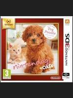 Nintendogs + Cats - Toy Poodle and new Friends 3DS