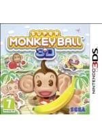 Super Monkey Ball 3DS (WII)