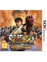 Super Street Fighter IV 3D Edition 3DS (WII)