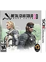 Metal Gear Solid 3: Snake Eater 3DS (WII)