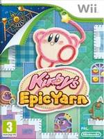 Kirbys Epic Yarn (WII)