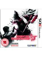 Resident Evil: Mercenaries 3DS (WII)