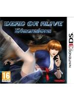 Dead or Alive: Dimensions 3DS (WII)
