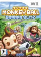 Super Monkey Ball Banana Blitz (WII)