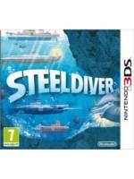 Steel Diver 3DS (WII)
