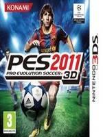 Pro Evolution Soccer 2011 3DS (WII)