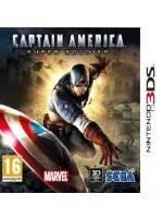 Captain America: Super Soldier 3DS (WII)