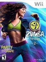 Zumba Fitness 2 (WII)