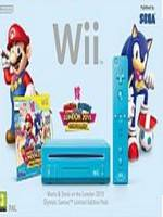 Konzole Nintendo Wii Blue + Mario and Sonic at the 2012 (WII)