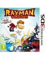 Rayman Origins 3DS (WII)