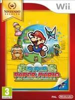 Super Paper Mario Nintendo Select (WII)