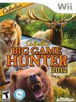 Cabelas Big Game Hunter 2012 (WII)