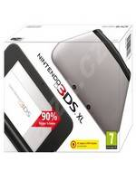 Nintendo 3DS XL Black + Silver 3DS (WII)