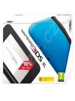 Nintendo 3DS XL Black + Blue 3DS (WII)