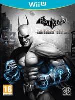 Batman: Arkham City - Armored Edition (WIIU)