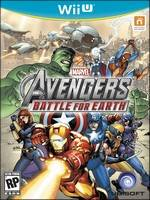Marvel Avengers: Battle for Earth (WIIU)