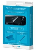 Wii U GamePad Accessory Set (WIIU)
