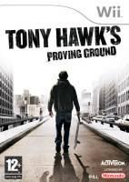 Tony Hawks Proving Ground (WII)
